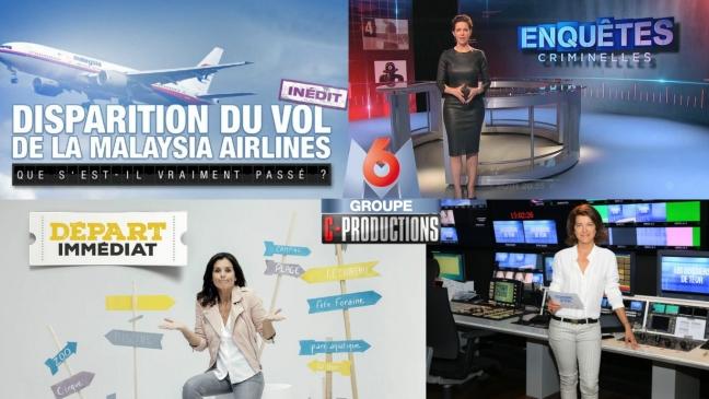 Journaliste pour M6